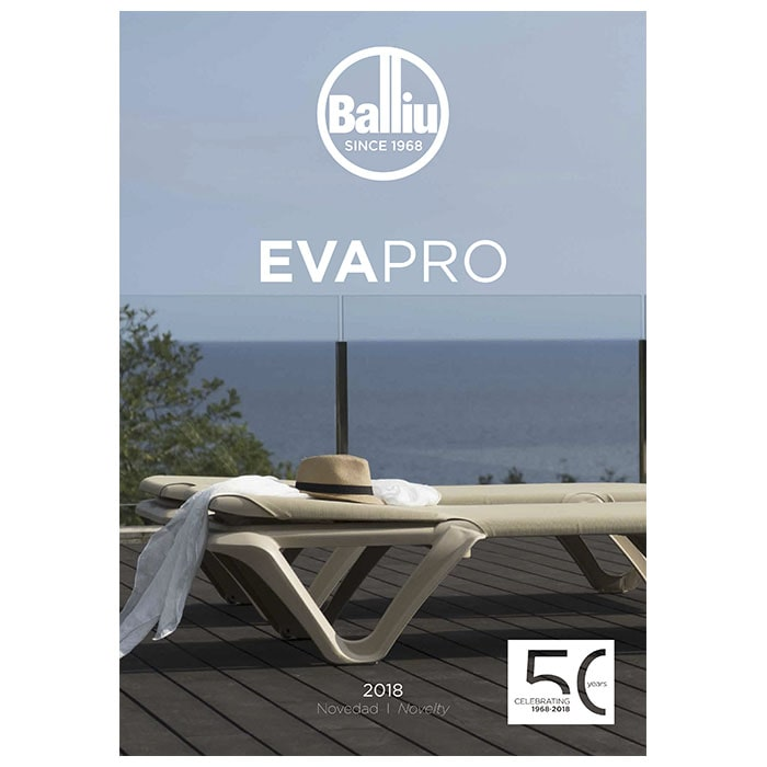 Balliu Furniture Sunloungers  EvaPro