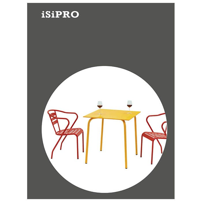 iSiPRO metal furniture