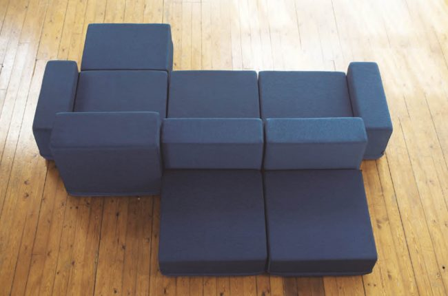 RS Barcellona Fields Sofa