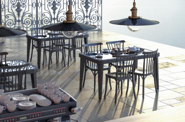 Catering, Gozo sedia
