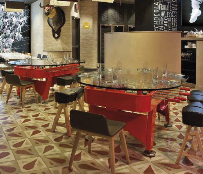 RS Barcelona Arredamento Indoor Living