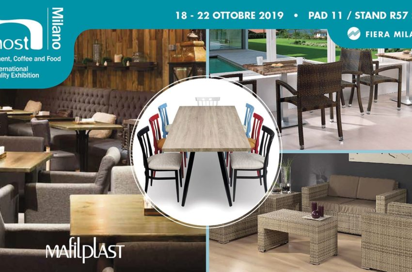Fiera HOST Milano 2019