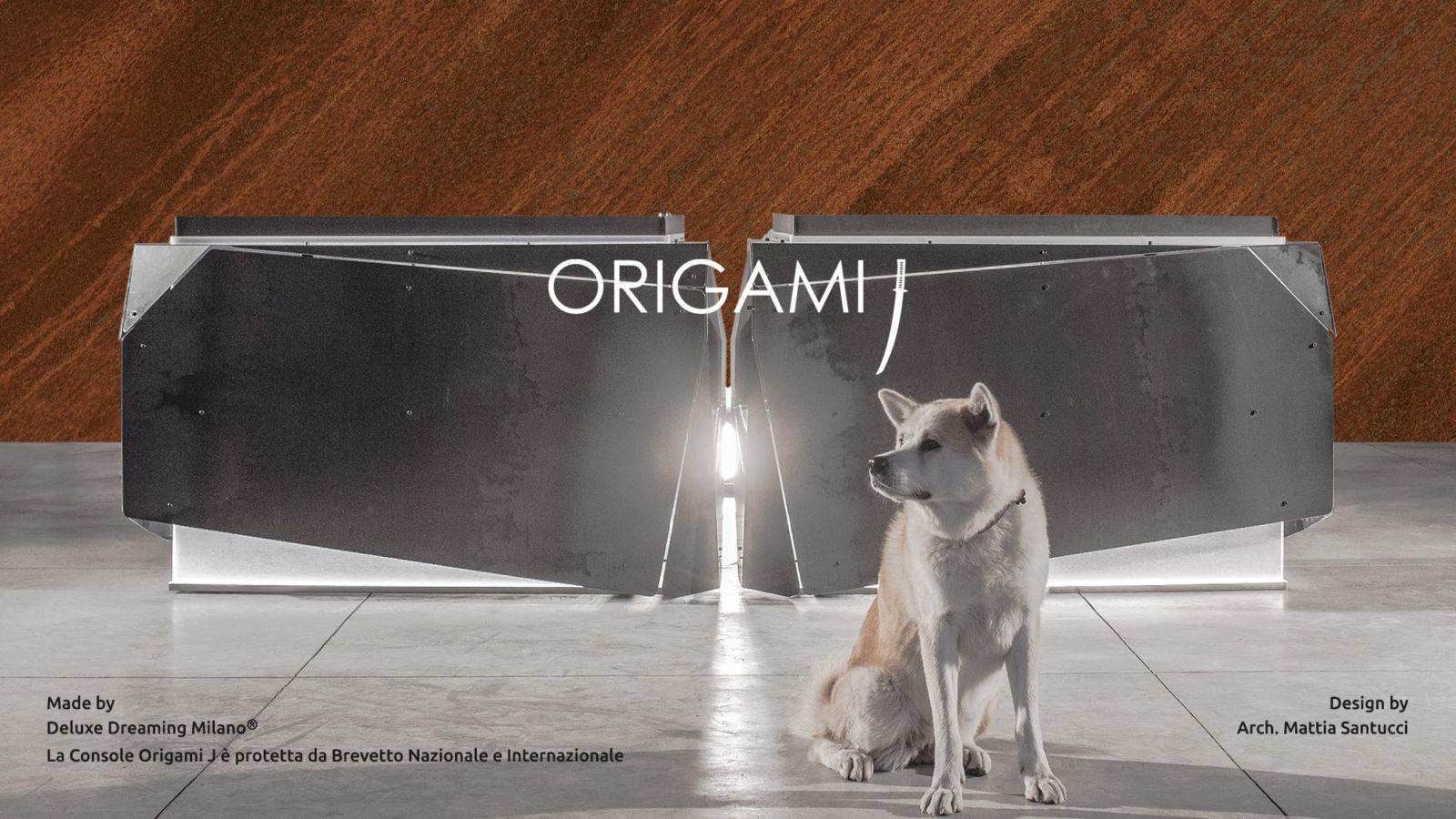 Origami J Reception Bar Console DJ