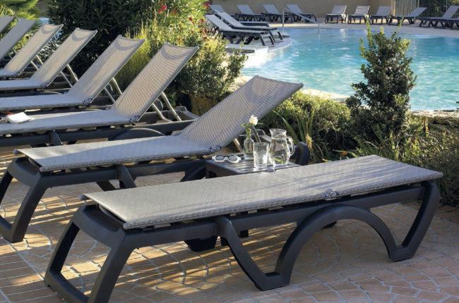 Jamaica Beach lettino
