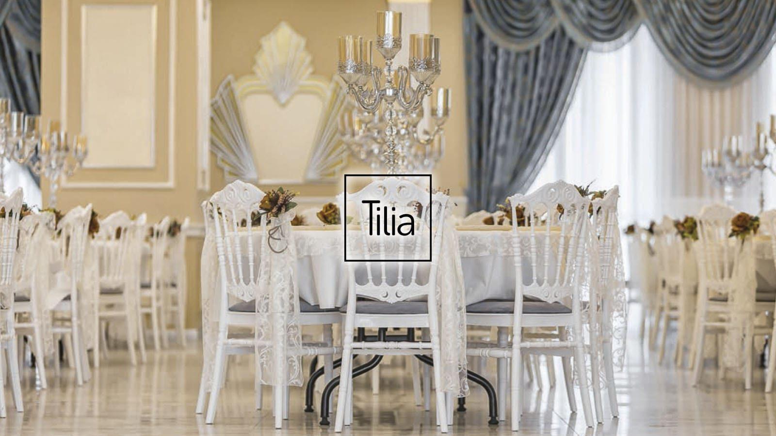 Tilia arredo per Catering e Eventi