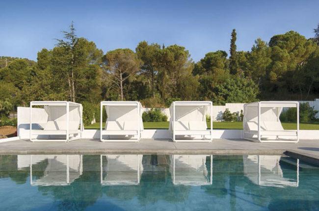 Ezpeleta Ibiza daybeds